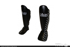 Today on MMAHQ Fairtex Competition Ergonomic Shin Guards - $55